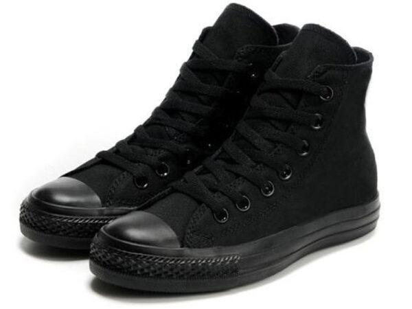 Высокие кеды Converse Chuck Taylor All Star черные