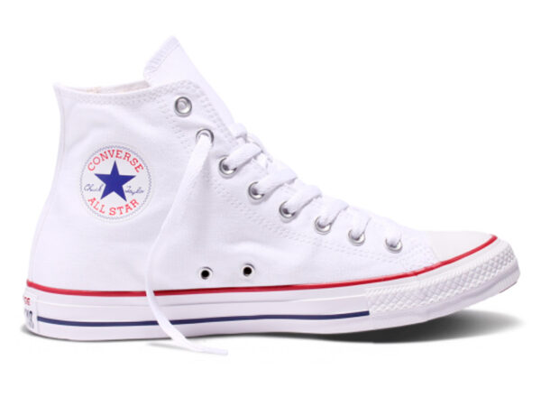 Высокие кеды Converse Chuck Taylor All Star белые