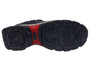 Зимние Adidas Climaproof Mid Men's темно-синие - фото подошвы