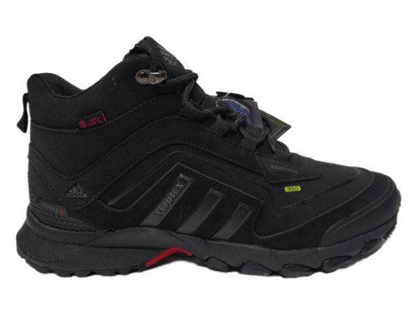 Зимние Adidas Terrex Seamless черные