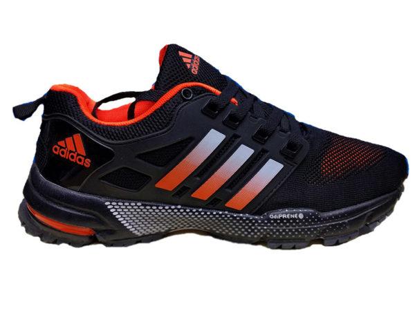 Adidas Springblade Adiprene черные с оранжевым