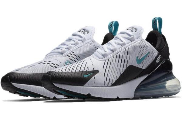 Бирюзовые кроссовки Nike