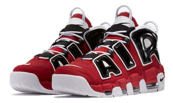 Женские кроссовки Nike Air More Uptempo