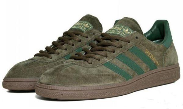 Adidas Spezial зеленые (39-44)
