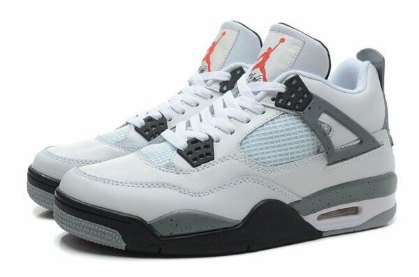 Air Jordan 4 Retro белые (39-45)