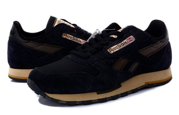 Reebok Classic Leather Utility (black) (39-44)