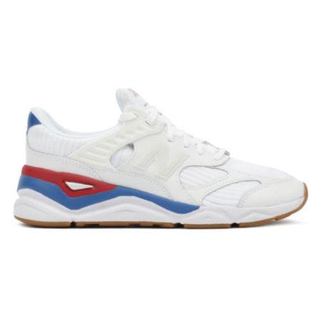Белые кроссовки New Balance