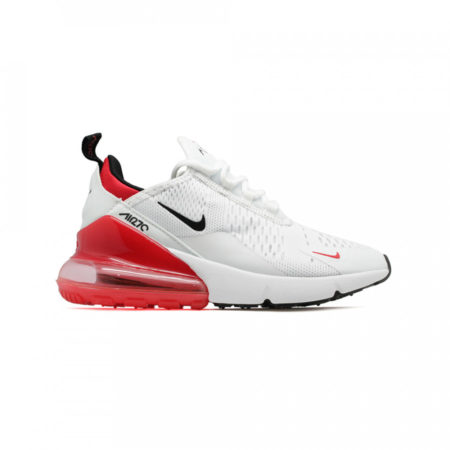 Nike Air Max 270 White-Red (35-44)