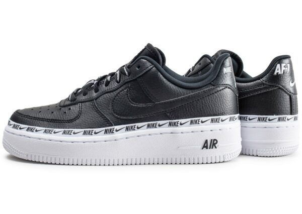 Nike Air Force 1 LV8 NBA черные  (36-44)